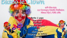Bazoo le Clown