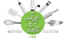Aux arts de la table