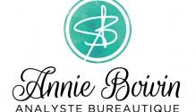 Annie Boivin analyste bureautique