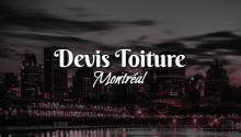 Devis Toiture Montréal