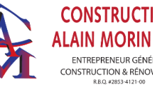 Construction Alain Morin
