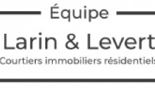 Équipe Larin & Levert courtiers immobiliers