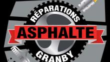 Réparations asphalte granby